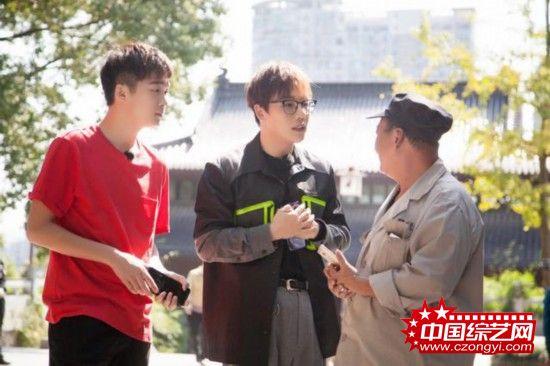 湖南卫视《快乐哆唻咪》刘维体验武汉民国风情