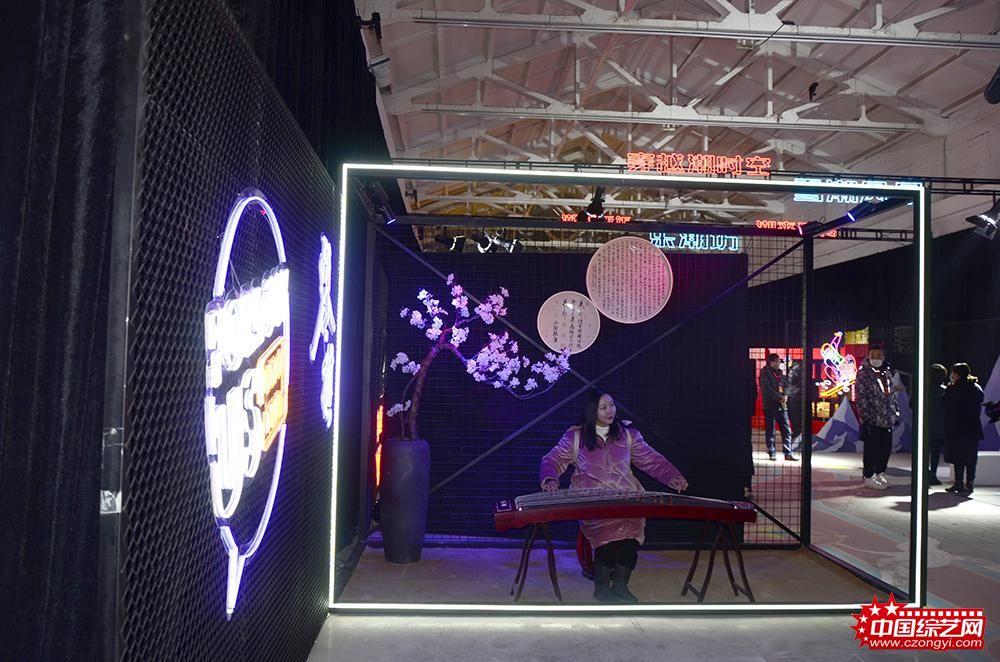 「平遥中国年潮流主题展」正式开幕沉浸式体验国风与潮流创新碰撞